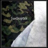 O poliéster Pongées Fabric com impressão de camuflagem e Quilting de transferência de tecido de poliéster/camisa
