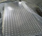 Het Blad van het Aluminium van vijf Staaf