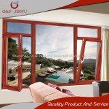 Lumbrera de la alta calidad/ventana insectifugas del marco del obturador con el perfil de aluminio