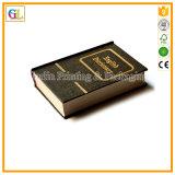Stampa del libro della bibbia di nuova versione di alta qualità