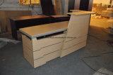 Secrétaire de bureau table office bureau de réception en bois