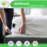 Tencel hipoalérgico 100-Percent impermeabiliza la cubierta de colchón plástica, cubierta de la pista de colchón