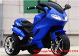 子供のペダルのオートバイのバイク、充電器のオートバイ