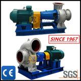 Pompe de processus centrifuge de flux mélangé chimique duplex horizontal d'acier inoxydable