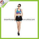 여자를 위한 요가 착용을 인쇄하는 고품질 운동복 주문 승화