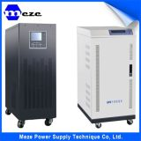 Système d'alimentation de l'onduleur 10 kVA (384 V/220V) de l'onduleur en ligne