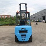 Azzurro di cielo un carrello elevatore da 3 tonnellate con il motore di Isuzu C240 fatto in Cina