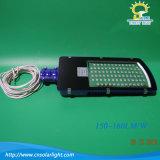 8mtrs iluminación solar del camino de la iluminación 80W LED de la altura 12hrs