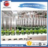 Type rotatoire chaîne de production automatique de machine de remplissage d'huile de nourriture