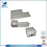 UVfirmenzeichen aufbereiteten faltbaren Papierkasten kundenspezifisch anfertigen