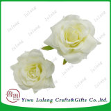 結婚式の花の壁の装飾の卸売の人工的なシャクヤクのローズヘッド