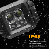 Arbeits-Licht der super hellen nicht für den Straßenverkehr Flut-4D Selbst12v 20W LED