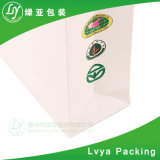 Estilo de lujo reciclable regalo impreso de compras personalizada bolsa de papel con su propio diseño de logotipos