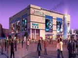 South- AsiaStahlkonstruktion-Kino