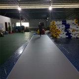 het Tuimelen van de Lucht van de Mat van de Gymnastiek van 10X1.95X0.1m de Opblaasbare Gymnastiek van het Spoor