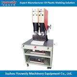 Saldatrice della custodia in plastica/dispositivo di piegatura di archivio ultrasonici automatici/pp/PVC