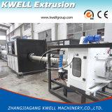 Штранге-прессовани трубы водопровода PVC делая машину/твердую производственную линию трубы PVC