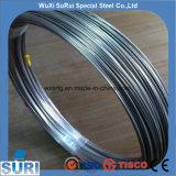 Dibujo de frío Alambrón de acero inoxidable Alambre de acero de 4mm Cuerda Fabricantes
