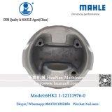 6HK1 Injecção Directa Mahle Pistão 9760 1-87811959-0 6HK1 Pistões do motor da escavadeira