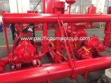 UL 표준 화재 펌프 포장 디젤 엔진 전기 경마기수 펌프를 가진 1500 Gpm