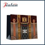 Бумагу отпечатанной змея или крокодиловая кожа конструкция магазинов подарков мешок