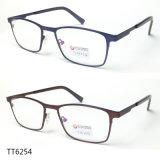 De Optische die Frames van het modieuze Ontwerp van Titanium (TT 6254) worden gemaakt