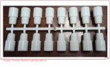ハンドルの糸のプラスチック糸の注入型