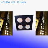 100W * 4つの目LEDの聴衆の段階の視覚を妨げるものライト
