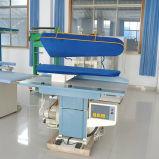 Imprensa limpa seca do vapor da máquina