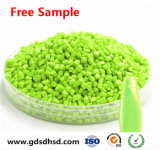 Light Green Masterbatch for Pipe/Tubes Film Sheet/Injection Moulding