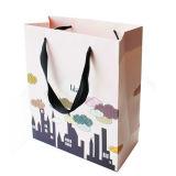 Comercio al por mayor bolsas de papel de colores de alta calidad