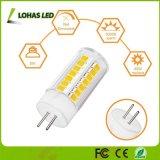 Bulbo 5W G4 40W del bulbo del LED equivalente con SMD2835 para la iluminación general