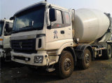 JAC 6X4 9m3 Mischer-LKW-/Concrete-Mischer-LKW