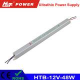 12V 4A 48W LED Transformador ac/dc de alimentación de conmutación de HTB