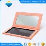 عادة لون قرنفل نسيج ورقة صندوق من الورق المقوّى مع مرآة