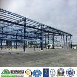Almacén Prefabricado Modular de la Estructura de Acero de la Casa