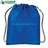 熱い販売の安いショッピング・バッグ昇進ポリエステルドローストリングのバックパック