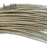 Dei capelli sintetici caldi di vendita doppio Brown 12 pollice concluso Dreadlocks di Backcombed