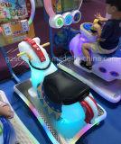 Детей 3D-видео Horse Racing игры машины (СС-22)