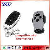 Telecomando compatibile di codice 433.92MHz di rotolamento di Doorhan di vendita calda per il portello