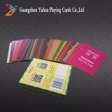 Tarjetas educativas inglesas de Flashcards para los niños