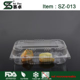 Sz 013 콘테이너는 명확한 플라스틱 디저트 상자를 도매한다