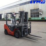 2.5 Tonnen-hydraulischer Dieselgabelstapler mit Mast 3-Stage