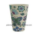 Un estilo exquisito personalizados Moda creativa de fibra de bambú de forma cuadrada taza de café