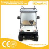 Carro de golfe elétrico por atacado com carga