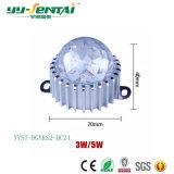 Fonte luminosa de ponto do diodo emissor de luz para a decoração