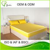 ジッパーの低刺激性のマットレスの保護装置の通気性のベッド・カバーとの多色刷りのクイーンサイズの100%防水マットレスのEncasement
