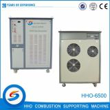Combustão do gerador do gás de Hho que suporta para o combustível de caldeira que enterra a eficiência