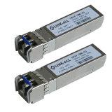 10GB/s 1310 nm 10km transceptor SFP+ de modo único Módulo Óptico