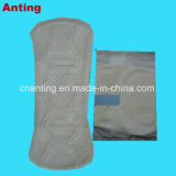 155mm tägliche verwendete BaumwollePanty Zwischenlage für Dame-gesundheitliche Auflage mit Muster